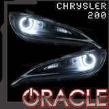 2015-2017 Chrysler 200 ORACLE LED Halo Kit