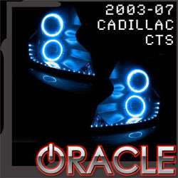 2003-2007 Cadillac CTS ORACLE Halo Kit