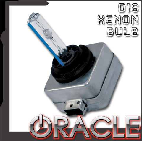 D1S Xenon Replacement Bulb (Single)