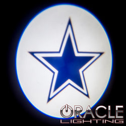 Star ORACLE GOBO LED Door Light Projector