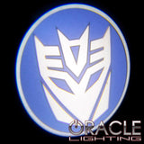 Decepticon ORACLE GOBO LED Door Light Projector