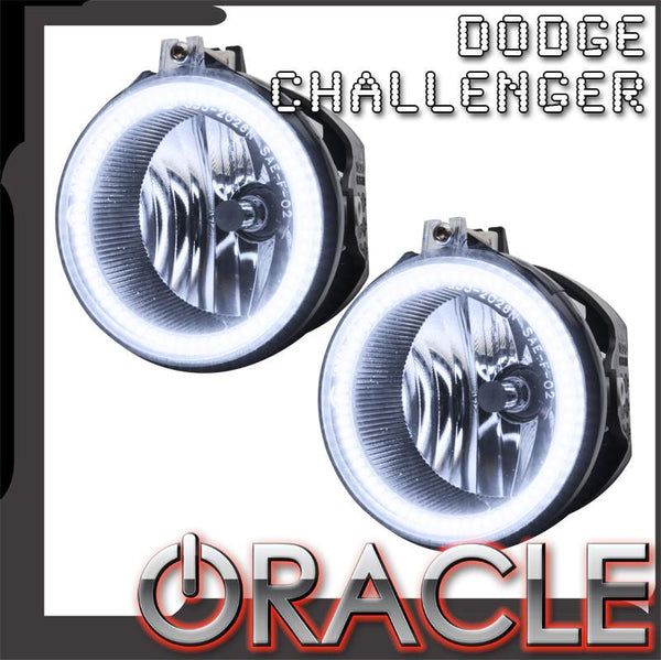 2011-2014 Dodge Challenger Pre-Assembled Fog Lights