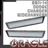2011-2014 Dodge Charger ORACLE Concept Sidemarker Rear Set