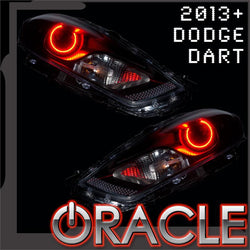 2013-2016 Dodge Dart ORACLE Halo Kit
