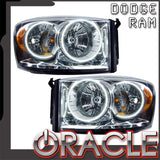2007-2008 Dodge Ram Pre-Assembled Headlights