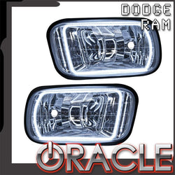 2009-2016 Dodge Ram Pre-Assembled Fog Lights - Non Vertical