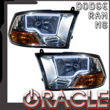 2009-2013 Dodge Ram Non-Sport Pre-Assembled Headlights