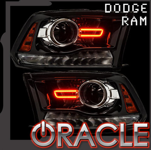 2013-2018 Ram Projector Style ORACLE SMD Concept Kit