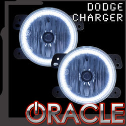 2011-2014 Dodge Charger ORACLE Fog Light Halo Kit