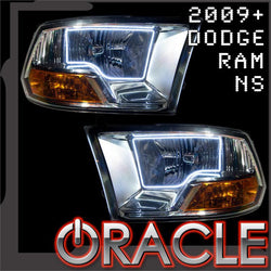 2009-2013 Ram Non-Sport ORACLE Headlight Halo Kit