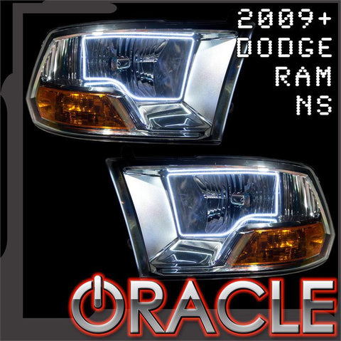 2009-2013 Dodge Ram Non-Sport ORACLE Halo Kit