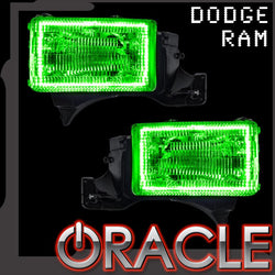 1994-2001 Dodge Ram ORACLE LED ColorSHIFT Halo Kit