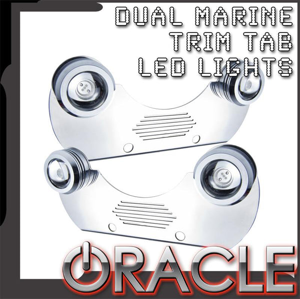 ORACLE Dual Trim Tab LED Lights