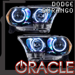 2011-2013 Dodge Durango ORACLE Halo Kit