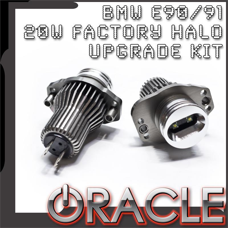 ORACLE BMW E90/91 20W Cree Factory Halo Upgrade Kit