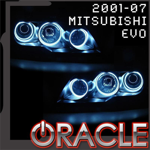 2001-2007 Mitsubishi Evo 7-9 ORACLE Halo Kit