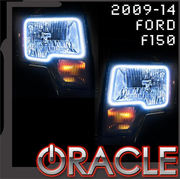 2009-2014 Ford F150/Raptor ORACLE Halo Kit