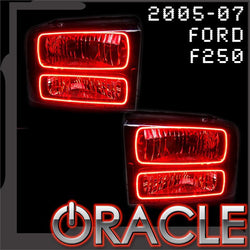 2005-2007 Ford F250/F350 ORACLE Halo Kit
