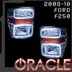 2008-2010 Ford F250/F350 ORACLE Halo Kit