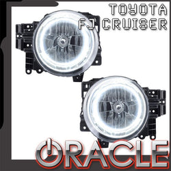 2007-2014 Toyota FJ Cruiser Pre-Assembled Headlights