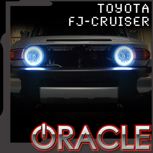 2007-2014 Toyota FJ Cruiser ORACLE Halo Kit
