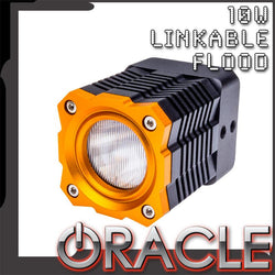 ORACLE High Performance 10W CREE XM-L Flood - Linkable