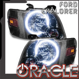 2008-2010 Ford Explorer Sport Trac Pre-Assembled Headlights