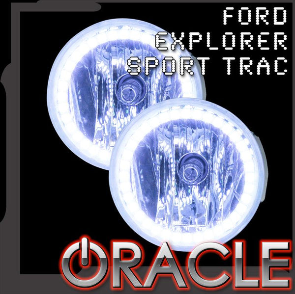2008 Ford Explorer Sport Trac ORACLE Fog Halo Kit