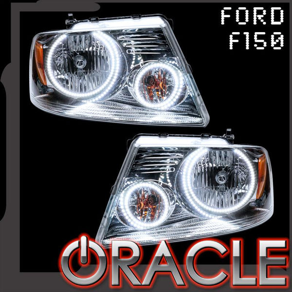 2004-2008 Ford F150 ORACLE Halo Kit