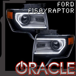 2009-2014 Ford F-150/Raptor ORACLE LED Perimeter Halo Kit