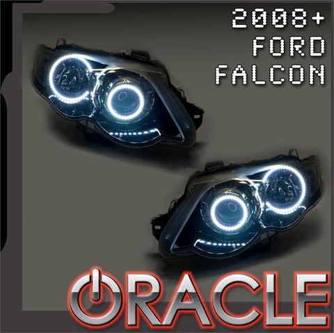 2008-2013 Ford Falcon ORACLE Halo Kit