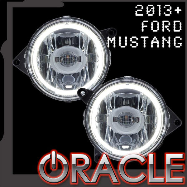 2013-2014 Ford Mustang GT ORACLE Fog Light Halo Kit