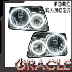 2001-2011 Ford Ranger Pre-Assembled Headlights