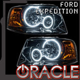 2003-2006 Ford Expedition ORACLE Headlight Halo Kit
