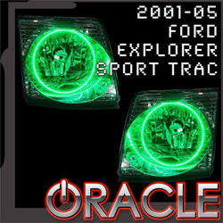 2001-2005 Ford Explorer Sport Trac ORACLE Halo Kit
