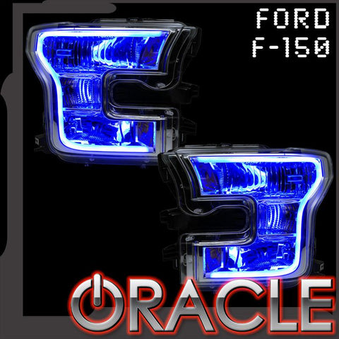 2015-2017 Ford F150 ORACLE Perimeter LED DRL Kit