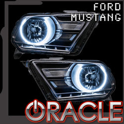 2010-2014 Ford Mustang ORACLE Halo Kit