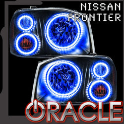 2001-2004 Nissan Frontier ORACLE Triple Halo Kit