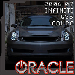 2006-2007 Infiniti G35 Coupe ORACLE Halo Kit