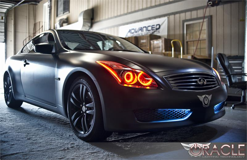 2008 2013 Infiniti G37 Coupe Oracle Halo Kit Oracle Lighting