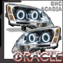 2008-2012 GMC Acadia Pre-Assembled Headlights - 2nd Design - Halogen