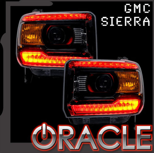 2014-2015 GMC Sierra ORACLE ColorSHIFT DRL Kit