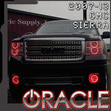 2007-2013 GMC Sierra ORACLE Halo Kit (Round Style)