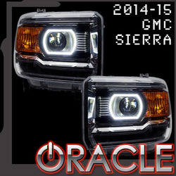 2014-2015 GMC Sierra ORACLE Halo Kit
