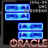 1996-1999 GMC Suburban ORACLE LED Dual Halo Kit