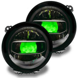 "ORACLE ""Demon Eye"" ColorSHIFT Projector Illumination Kit - Jeep Wrangler JL"