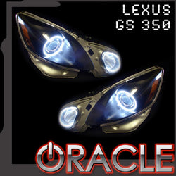 2005-2010 Lexus GS350 ORACLE Halo Kit