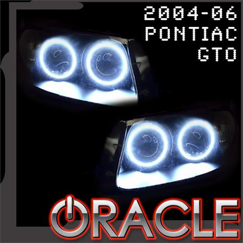 2004-2006 Pontiac GTO ORACLE Halo Kit