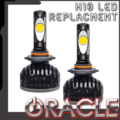 ORACLE H10 LED Headlight Replacement Bulbs