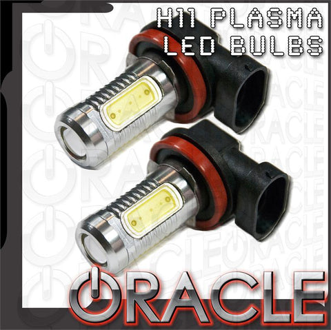 H11 Plasma LED Bulbs (PAIR)